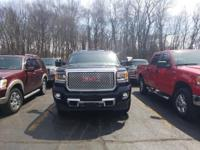 **GMC**3500HD**CREW CAB**DENALI**DUAL REAR