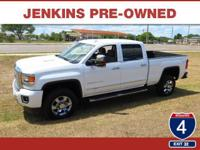 LOW MILES, This 2016 GMC Sierra 3500HD Denali will sell