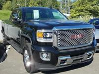 SIERRA 3500 DENALI CREW CAB 4WD  Options:  2-Stage