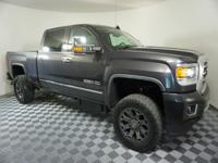 Introducing the 2016 GMC Sierra 3500HD! It offers the