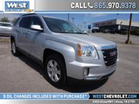 The GMC Terrian is pretty popular at West Chevrolet.