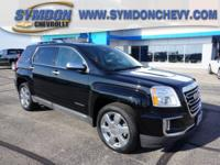 New Price! 2016 GMC TerrainSLT Onyx Black LEASE RETURN