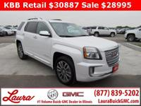 1-Owner New Vehicle Trade, Sold Here New! Denali 3.6 V6