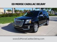 ONE OWNER - LOW MILEAGE   *****The GMC Terrain sports a