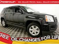 New Price! Terrain SLE-1, 6-Speed Automatic, Jet Black