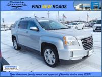 This 2016 GMC Terrain SLT features a remote starter, a