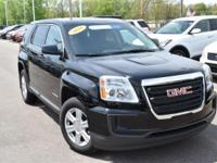 This outstanding example of a 2016 GMC Terrain SLE is