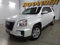 Come see this 2016 GMC Terrain SLE. Its Automatic