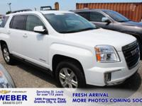 Recent Arrival! Summit White GMC Terrain **ANOTHER