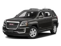 2016 GMC Terrain SLE-2 Clean CARFAX. Vehicle Highlights