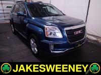 Our 2016 GMC Terrain has aced its 172 Point Inspection