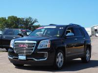 For a top driving experience, check out this 2016 GMC
