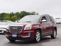 This 2016 GMC Terrain SLT includes a remote starter, a