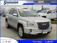 Options:  2016 Gmc Terrain Slt|Slt 4Dr Suv|3.6L|6
