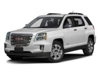 Check out this 2016 GMC Terrain SLT. Its Automatic