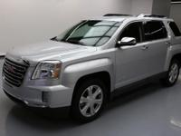 This awesome 2016 GMC Terrain comes loaded with the