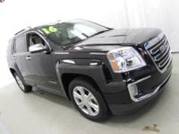 2016 GMC Terrain SLT-1 in Black... Don't let the