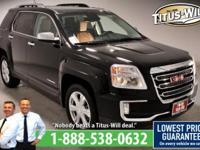 Recent Arrival!2016 GMC Terrain, Black, Completely