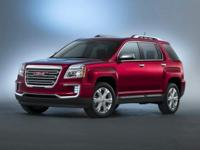 2016 GMC Terrain SLT-1 Gray Recent Arrival! Priced