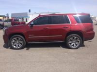 Red 2016 GMC Yukon Denali 4WD 8-Speed Automatic EcoTec3