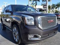 One-Owner Denali!! Save $$$. Yukon Denali, GMC