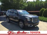 Options:  2016 Gmc Yukon Denali Is Offered By Jim