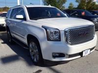 Check out this 2016 GMC Yukon Denali. Its Automatic