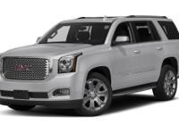 Don't miss out on this 2016 GMC Yukon Denali! It comes
