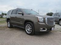 4WD. Clean CARFAX. Recent Arrival! 2016 GMC Yukon