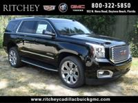 Meet the GMC Yukon. Its spacious interior offers three