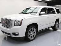 This awesome 2016 GMC Yukon 4x4 comes loaded with the