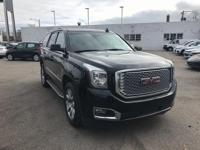 1 Owner and Moonroof / Sunroof. Yukon Denali, 4WD, and