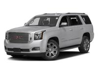 CERTIFIED PRE-OWNED 2016 GMC YUKON DENALI 4WD**LOW