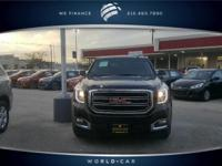 CARFAX 1-Owner. SLT trim. Heated/Cooled Leather Seats,