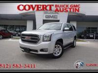 Drive home today in this 2016 GMC Yukon SLT sport