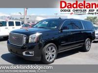 This outstanding example of a 2016 GMC Yukon XL Denali