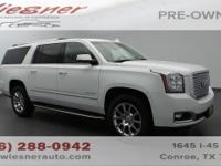 Tried-and-true, this certified Used 2016 GMC Yukon XL