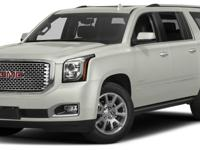 CERTIFIED PRE-OWNED 2016 GMC YUKON XL DENALI 2WD**LOW