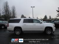 Introducing the 2016 GMC Yukon XL! This vehicle