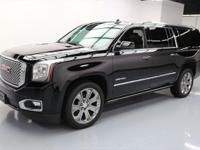This awesome 2016 GMC Yukon comes loaded with the
