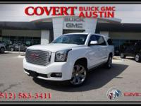 2016 GMC Yukon XL Denali sport utility vehicle with