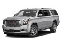 This almost new 2016 GMC Yukon XL Denali was used for
