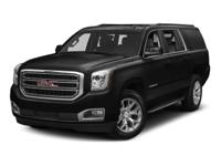 One-Owner Black Beauty!!. Yukon XL SLT, 4WD, Onyx