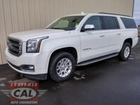 Options:  2016 Gmc Yukon Xl 4Wd 4Dr Slt|4-Wheel