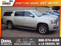 Recent Arrival! 2016 GMC Yukon XL SLT CARFAX One-Owner.