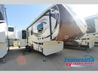 2016 HEARTLAND BIGHORN 3160 ELITE - FIFTH WHEEL 6PT