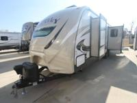 2016 HILL COUNTRY REAR LIVING TRAVEL TRAILER SOLID