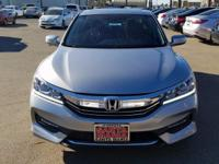 Options:  2016 Honda Accord Ex|Silver|Exterior Parking