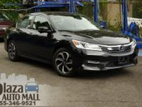 Recent Arrival! Certified. 2016 Honda Accord EX Crystal