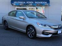 This Honda Certified Accord Sedan EX is Priced Below